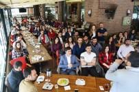 REKTÖR - Rektör Bircan, Söke'de Öğrencilerle Bir Araya Geldi
