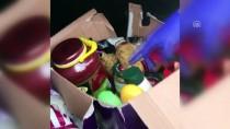 KETÇAP - Salça Ve Ketçap Kutusundaki Esrar 'Geçim'e Takıldı