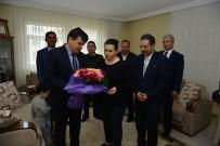 ŞEHİT AİLELERİ DERNEĞİ - Şehit Ailelerine Protokol Ziyareti