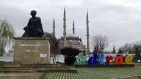HASAN ÇELEBI - Selimiye Camii'nin bir bilinmeyeni daha ortaya çıktı