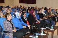 Şırnak Belediyesi 'Aile Ve Çocuk İlişkisi' Konulu Konferans Düzenledi
