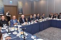 UYUŞTURUCUYLA MÜCADELE - TBMM Madde Bağımlılığı Araştırma Komisyonu İstişare Toplantısı Mersin'de Yapıldı