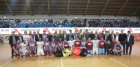 FUTBOL TURNUVASI - Trabzonspor'un Efsaneleri Karşı Karşıya Geldi
