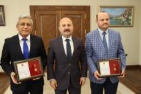 TSK Güçlendirme Vakfından Amasyalı İmamlara Madalya