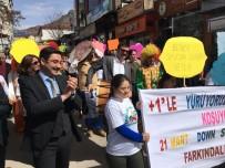 Tunceli'de Down Sendromlular Farkındalık Günü