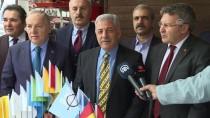 DOĞU TÜRKISTAN - Türk Dünyası Parlamenterler Birliği 'Nevruz Ateşi' Yaktı