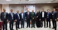 İŞADAMLARI - Türk Gıdacılar Irak'tan İş Bağlantılarıyla Döndü