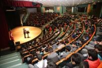 VEHBI VAKKASOĞLU - Vakkasoğlu, Darıca'da Gençlerle Bir Araya Geldi
