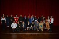 NECATI ŞENTÜRK - Vali Şentürk, 'Afrin'de Mehmetçiklerimiz Kahramanlık Destanları Yazıyor'