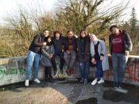 SERDİVAN BELEDİYESİ - Yabancı Öğrenciler Serdivan'ı Ziyaret Etti