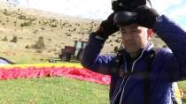TÜRKİYE - Yamaç Paraşütçülerin Yeni Adresi Hasan Dağı