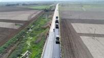 ÜÇPıNAR - Yolların Kalitesi Büyükşehirle Artıyor