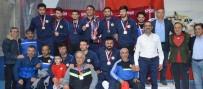 ALT YAPI ÇALIŞMASI - Yüreğir Belediyesi Güreşte 1. Lige Yükseldi