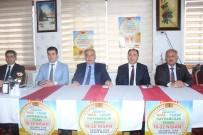 MUSTAFA GÜL - 3. Adıyaman Gıda Tarım Ve Hayvancılık Fuarının Tanıtım Toplantısı Yapıldı