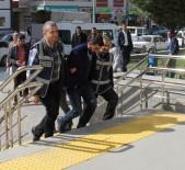 68 Bin Liralık Altın Çalan Sahte Polisler Adliyeye Sevk Edildi