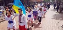 BAHAR BAYRAMı - 8. Uluslararası Nevruz Şenlikleri Nazilli'yi Renklendirdi