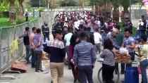 NEVRUZ - Adana'da İzin Gösteriye Müdahale