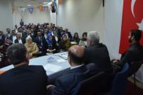 GALIP ENSARIOĞLU - AK Parti Diyarbakır Yönetimi Belirlendi