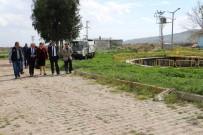 ARITMA TESİSİ - Alaşehir'e 25 Milyonluk Yeni Atıksu Arıtma Tesisi
