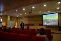 MÜHENDISLIK - Anadolu Üniversitesinde 'Kent Arkeolojisi' Konuşuldu