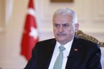 MAKEDONYA CUMHURİYETİ - Başbakan Yıldırım Makedonya Savunma Bakanını Kabul Etti