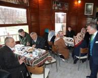 ATİLA AYDINER - Başkan Aydıner, 'Bayrampaşalı Çınarlarla' Bir Araya Geldi