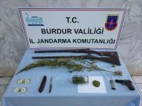 KAÇAK KAZI - Burdur Jandarma'dan Eş Zamanlı 3 Operasyon