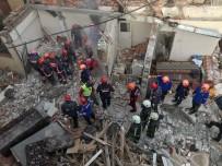 DOĞALGAZ PATLAMASI - Bursa'da Doğalgaz Patlaması Açıklaması 3 Yaralı