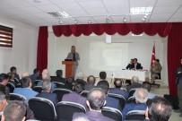 GENEL SAĞLIK SİGORTASI - Çaldıran'da Muhtarlar Toplantısı