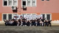 OYUN HAMURU - Çarşı Rize'den Down Sendromlu Çocuklara Moral Ziyareti