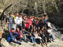 CUNDA ADASı - Değişimli Gençler Kaz Dağları'nın Keyfini Çıkardı