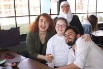 KOCATEPE ÜNIVERSITESI - Down Sendromlu Çocukların Garsonluk Başarısı