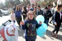 İBRAHIM YıLMAZ - Dünya Down Sendromu Günü Nedeniyle Etkinlik Düzenlendi