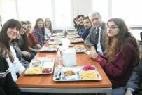 NECDET BUDAK - Ege'de 'Vejetaryen Menü' Hizmete Girdi