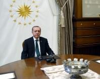 HACI BAYRAM TÜRKOĞLU - Erdoğan AK Partili Milletvekilleri İle Bir Araya Geldi
