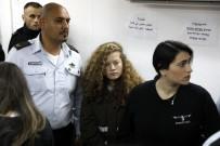 AHED TAMİMİ - Filistinli Ahed Tamimi'ye 8 ay ceza