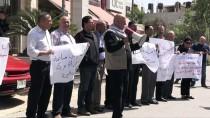 BATI ŞERİA - Filistinlilerden 'ABD Temsilcilikleri Kapatılsın' Talebi