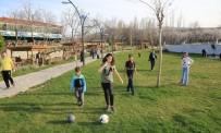 OSMAN GENÇ - Galip Demirel'e Çınar Park'a Vatandaşlardan Yoğun İlgi