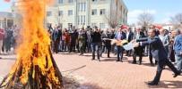NEVRUZ - Gaziantep Üniversitesinde Nevruz Coşkuyla Kutlandı