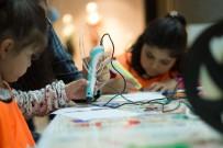 YETKINLIK - Geleceğin Maker Çocukları, 21. Yüzyıla Hazırlanıyor