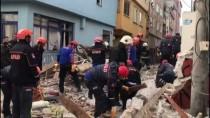 ZİYA PAŞA - GÜNCELLEME 2 - Bursa'da Doğalgaz Patlaması Açıklaması 1 Ölü, 2 Yaralı