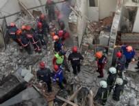 ZİYA PAŞA - Bursa'da patlama: Ölü ve yaralılar var!
