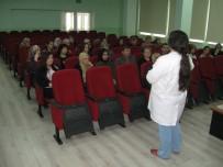 DIYABET - HEM Kursiyerlerine Diyabet Semineri Verildi