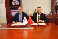 MILLI EĞITIM MÜDÜRLÜĞÜ - HKÜ Mesleki Gelişim Protokolü İmzaladı