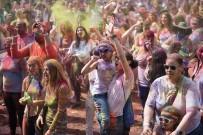 OMURİLİK FELCİ - 'Holi Festivali' Yine Renk Saçacak