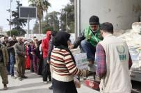 ÖZGÜR SURİYE - İHH'dan Afrin Kent Merkezine Yardım