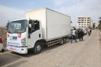 ÖZGÜR SURİYE - İHH İnsani Yardım Vakfı Afrin'de