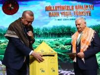ORMAN VE SU İŞLERİ BAKANI - İlk Mektubu Şehit Halisdemir'in Ailesine Gönderdi