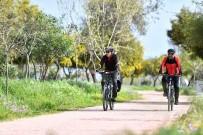 ERGUVAN - İlkbaharın En Doğru Adresi İnciraltı Kent Ormanı