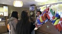 DOLULUK ORANI - İranlı Turistler Nevruz Tatili İçin Van'a Akın Etti